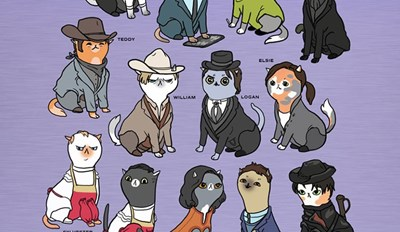 Forget Westworld, We Want to Go to Westpurrld