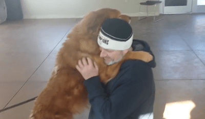 Try Not to Tear up Watching This Dog Reunite With His Family After Almost 2 Years