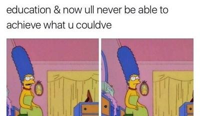 It's a cruel reality