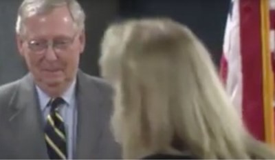 Brighten Your Day By Watching a Whole Bunch of Politicians Get Yelled At By Constituents