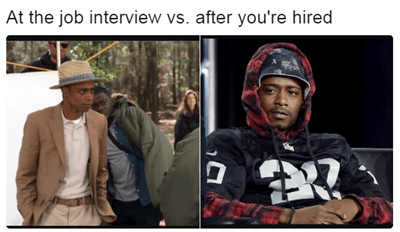 Now we wait for them to figure out the resume was all lies