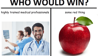 Doctors Hate Them