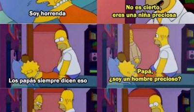 Homero siempre sabe