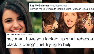 This Hero Is Reminding People About Their Tweets Years Later, Just Like They Asked