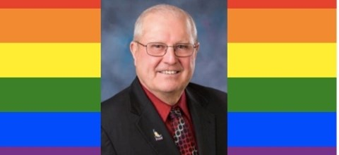 This Seethingly Homophobic Congressman From Idaho Forgot to Renew His Website, So It Was Scooped Up and Turned Into a Resource for LGBT Youth