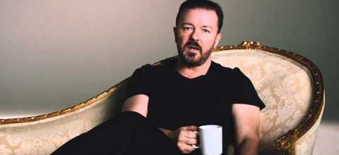 Ricky Gervais Put Absolutely Zero Effort Into This Australian Commercial
