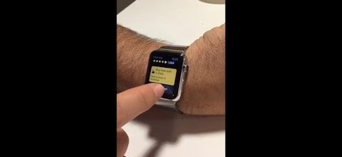 A CNET Reporter Talking About the Apple Watch Accidentally Buys an Xbox One on the New Apple Device.