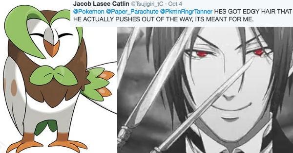 Pokémon Video Game Coverage anime pokemon sun and moon emo funny - 1001989
