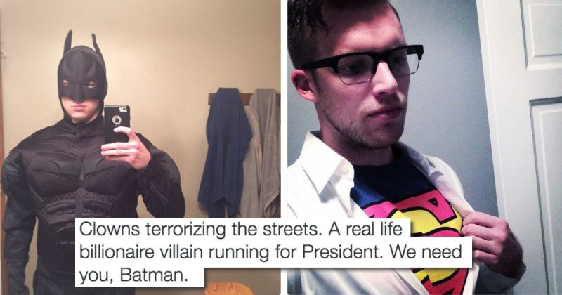 twitter,list,superheroes,batman,election,superman,politics