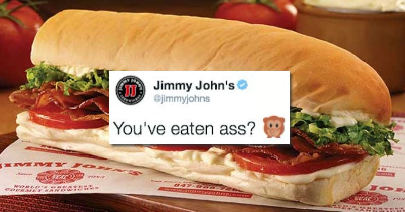 twitter FAIL list jimmy johns food - 1003269
