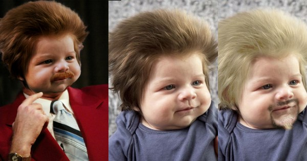 hair baby list photoshop battle - 1004805
