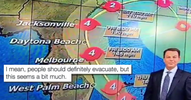 hurricane fox news list Death weather tweets Video