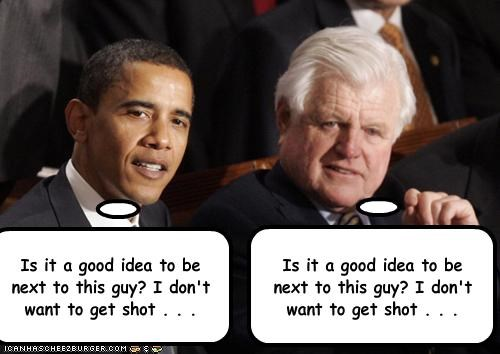 barack obama democrats Ted Kennedy - 1008526080
