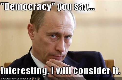russia Vladimir Putin - 1010408192