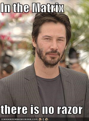 keanu reeves the hawt the matrix - 1010516224