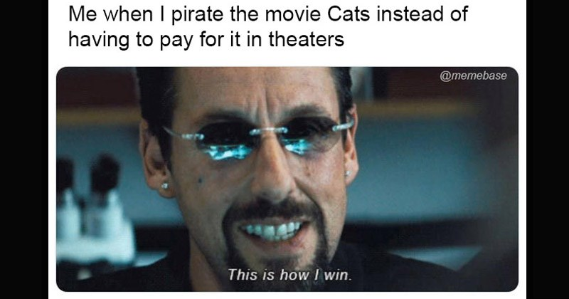 "Funny dank memes starring Adam Sandler entitled ""This is How I Win"" 