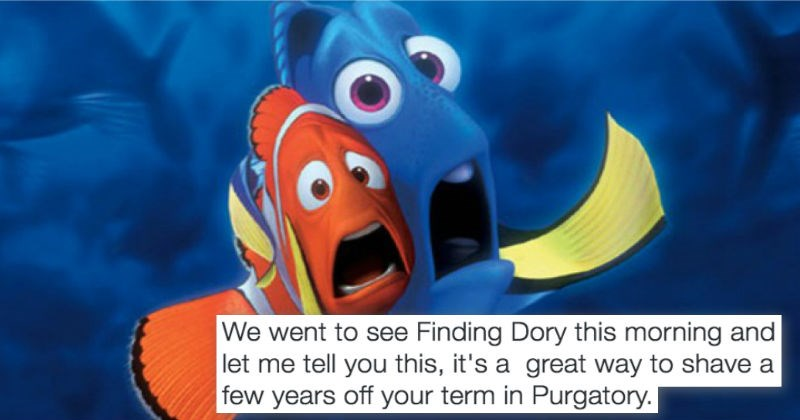 finding dory twitter list toddler movies parenting dad