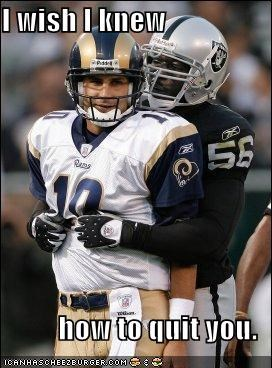 are-you-ready-for-some-football Derrick Burgess Marc Bulger men in tights Oakland Raiders St Louis Rams the ghey - 1018076416