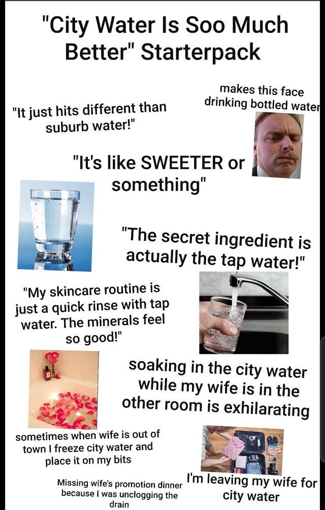 """top ten daily starter packs 