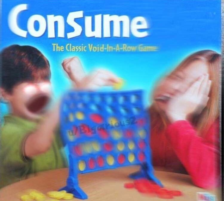 connect 4 memes, meme dump, funny memes | connect 4 game box where the boy has glowing eyes Consume Classic Void Row Game