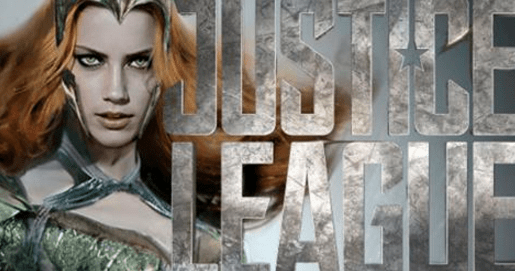 news DC amber heard justice league aquaman superheroes