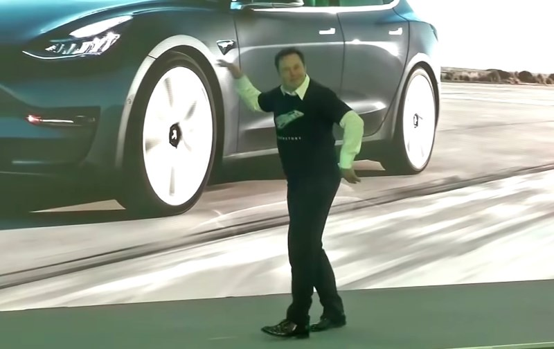 elon musk's terrible dance moves