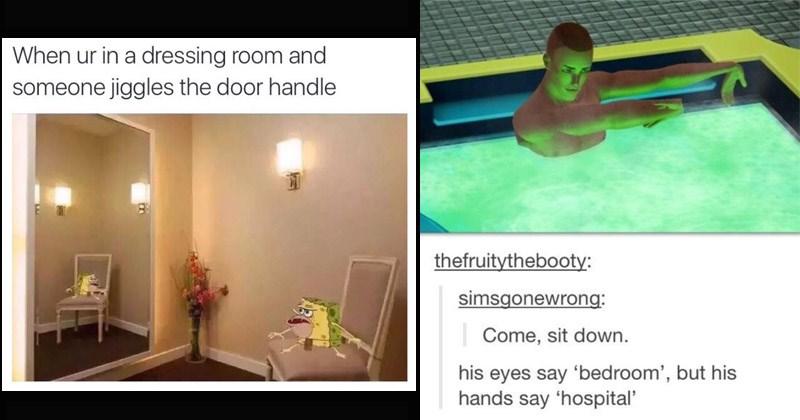 Funny random memes and tweets