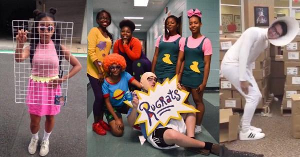 costume list spirit week high school - 1035013