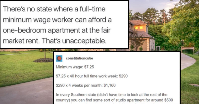 A Tumblr user's comments about what makes up a livable wage gets disproven.