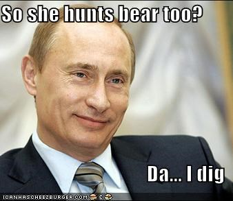 russia Vladimir Putin - 1040874752