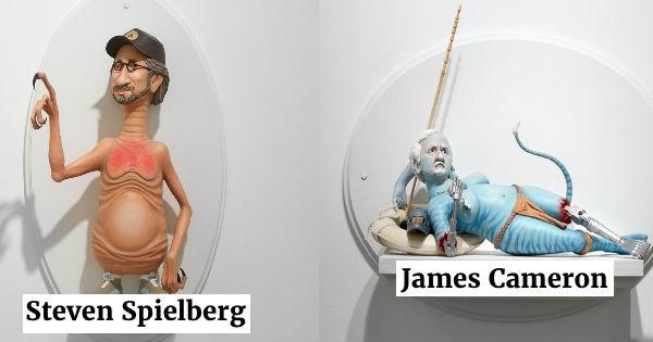 action figures james cameron woody allen directors steven spielberg movies win - 1054469