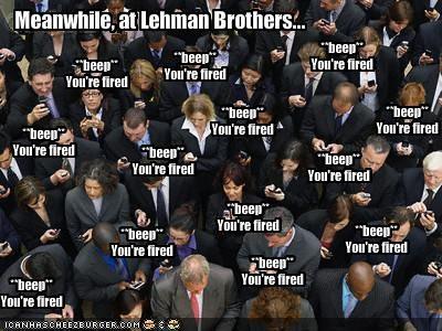 Economics Lehman Brothers