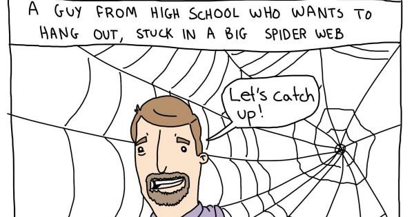 halloween decoration web comics - 1056773