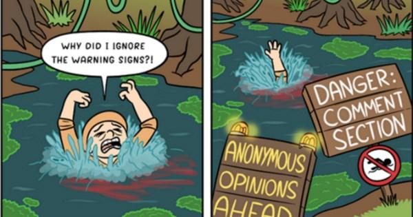 Web Comics About the Internet