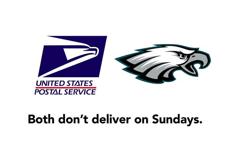 The best NFL memes gathered from all over for you to enjoy from the comfort of your home. The cover photo is a meme about how USPS and the Philadelphia Eagles share one thing in common, that they both don't deliver on Sundays