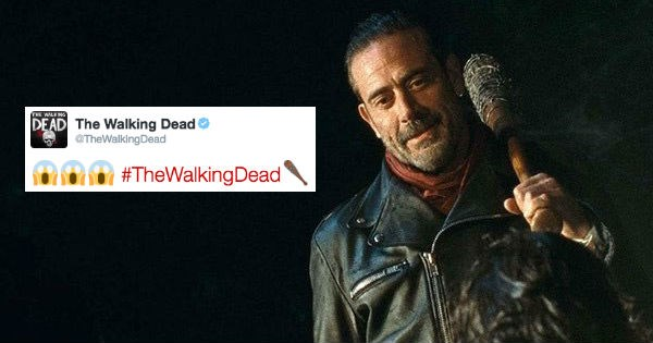 reactions emotions twitter The Walking Dead - 1059589