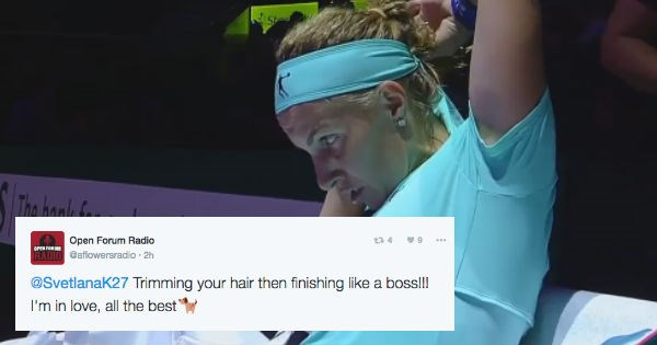 haircut,reactions,tennis,ridiculous,funny,Video