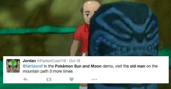 Pokémon Video Game Coverage pokemon sun and moon video games - 1061893