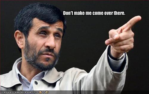 iran Mahmoud Ahmadinejad - 1068233984