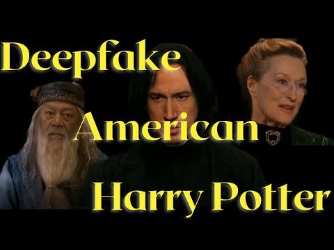 Deepfake American Harry Potter Is The Film That Must Not Be Made