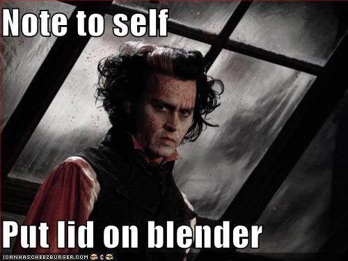 fantasy husbands Johnny Depp Sweeney Todd - 1070555904