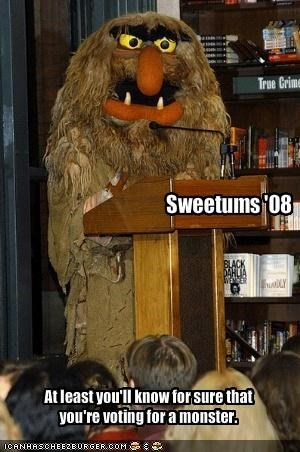 monster,Sesame Street,Sweetums