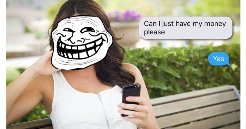 dating cheater money list revenge - 1073157