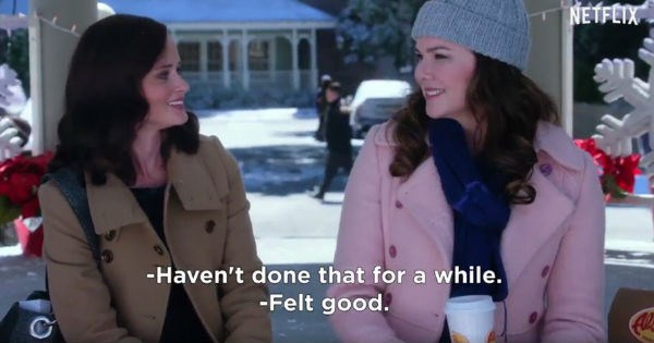 The Trailer for Gilmore Girls: A Year in the Life Has Twitter Fans Asking So Many Questions