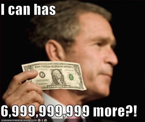 Economics george w bush Republicans - 1076680448