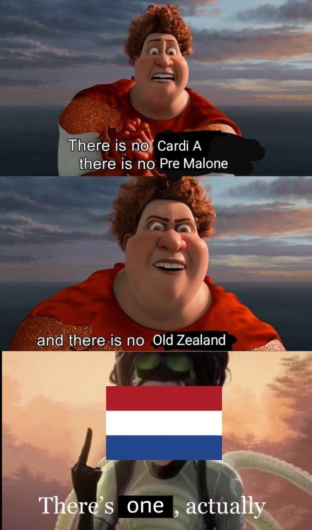 top ten 10 memes daily | There is no Cardi there is no Pre Malone and there is no Old Zealand There's one actually Megamind Spiderman into the Spiderverse