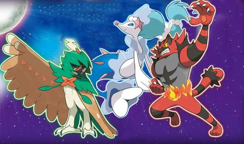 Pokémon evolution sun and moon alola - 1076741
