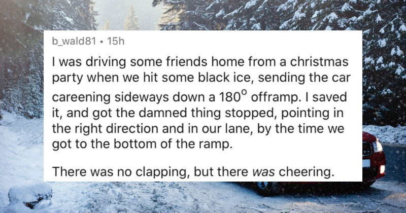 "AskReddit replies to people experiencing ""everyone clapped"" moments 