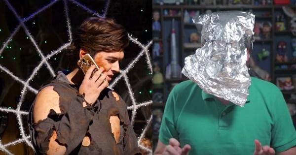 halloween parody life hacks Video - 1078277