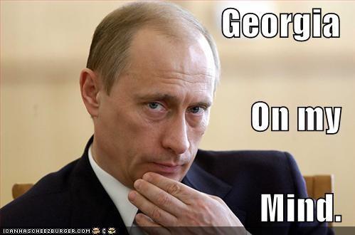 Georgia russia Vladimir Putin - 1088546560
